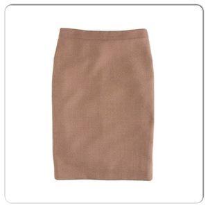 NWT J. Crew No. 2 Pencil Skirt